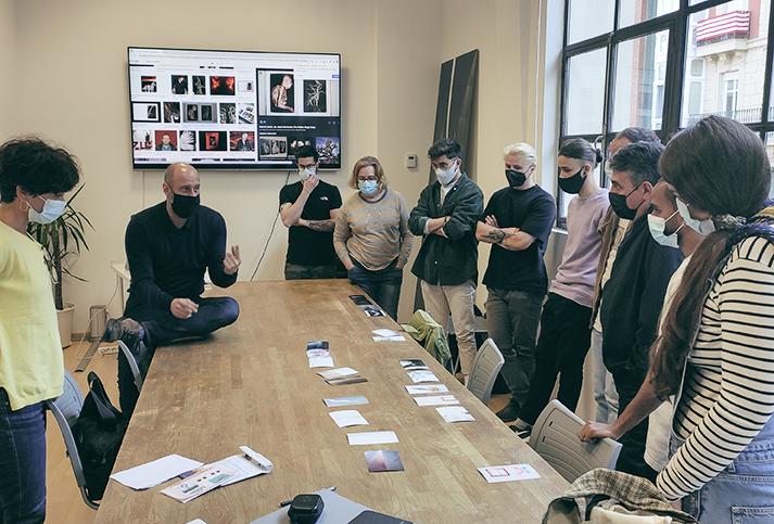 escuela de fotografía Bilbao - Jon Cazenave